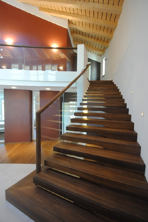 Europa marx 2 18 Select Ideas for Modern Indoor Stairs by Christian Siller