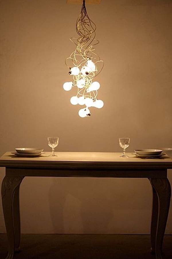 La Paz design pendant lamp 30 Creative and Versatile Pendant Lamps to Embellish your Rooms