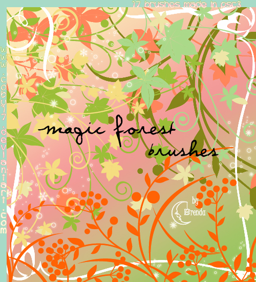 Magic_Forest_Brushes_by_Coby17