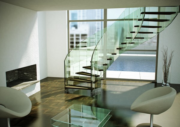 Modern Stairs 05.jpg 18 Select Ideas for Modern Indoor Stairs by Christian Siller