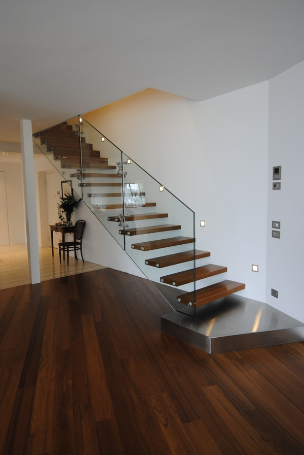 Modern Stairs 07.jpg 18 Select Ideas for Modern Indoor Stairs by Christian Siller