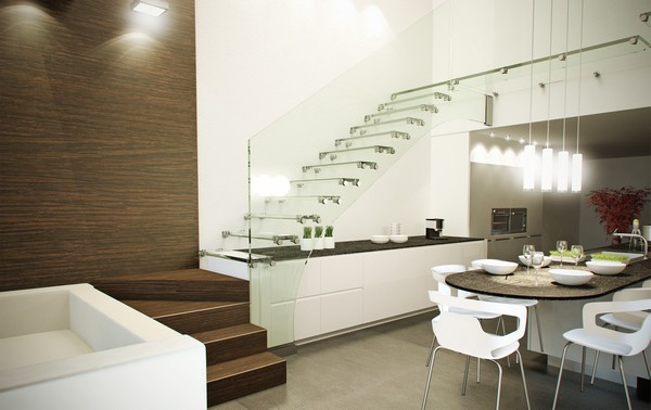 Modern Stairs 08.jpg 18 Select Ideas for Modern Indoor Stairs by Christian Siller
