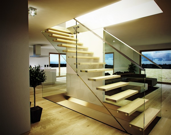 Modern Stairs 10.jpg 18 Select Ideas for Modern Indoor Stairs by Christian Siller