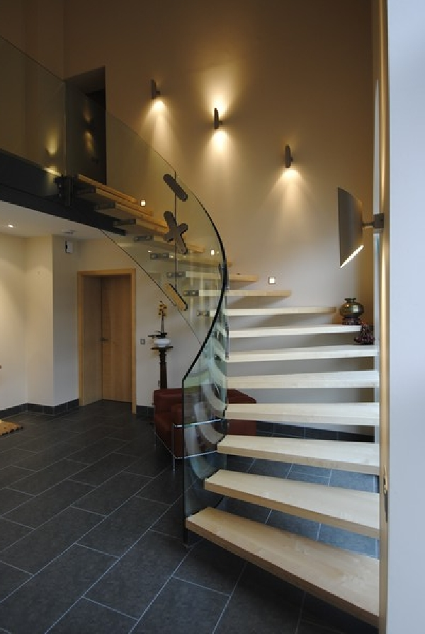 Modern Stairs 11 18 Select Ideas for Modern Indoor Stairs by Christian Siller