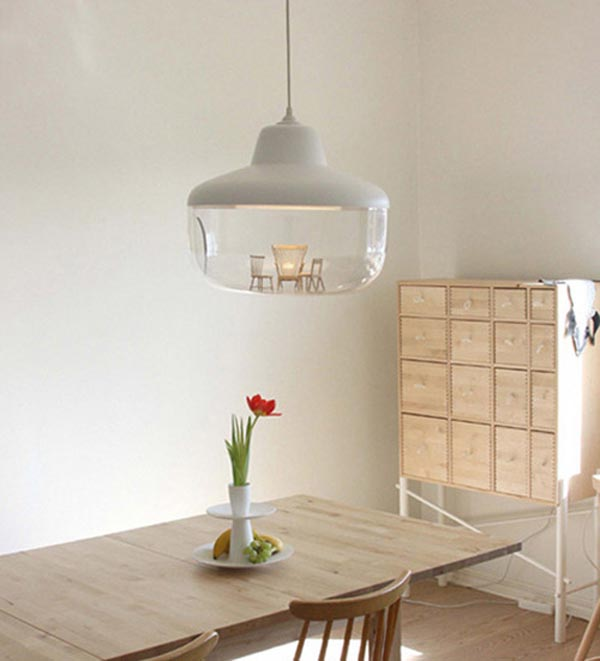 favorite things pendant lamp 30 Creative and Versatile Pendant Lamps to Embellish your Rooms
