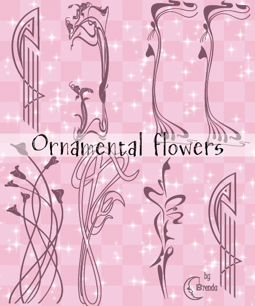 Ornamental_flowers_brushes_by_coby17-d32t1sd