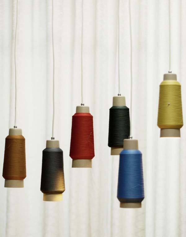 ta rae pendant light 30 Creative and Versatile Pendant Lamps to Embellish your Rooms