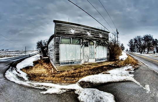 Abandoned country store 2