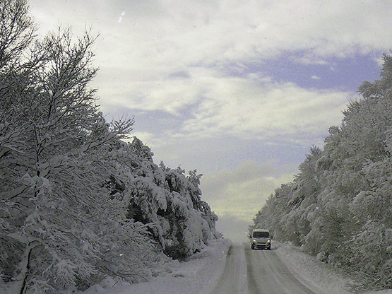 20 of 25, Attractive Snow Pictures of UK 2010
