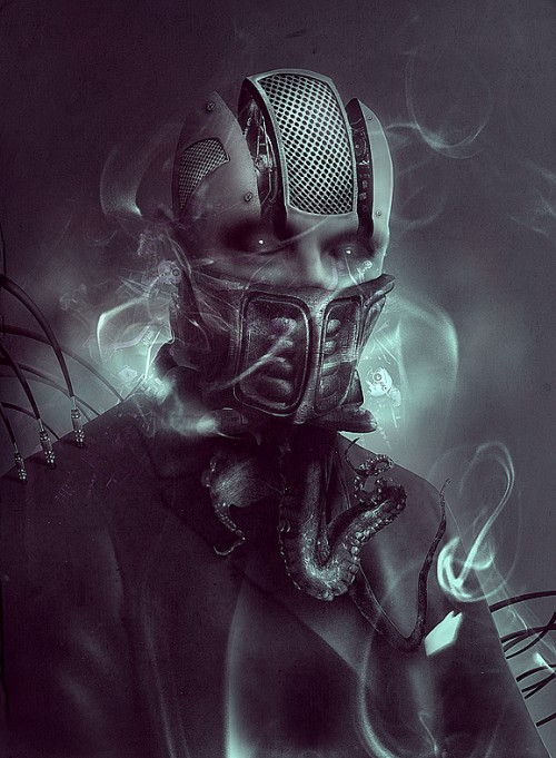 Agen Of The Swarm by hicky21 500x681 50 Stunning Examples of Photo Manipulation