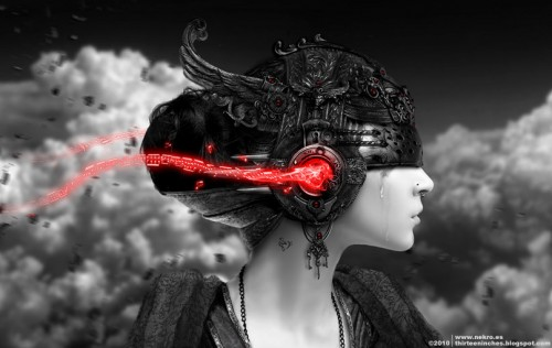 Music for my eyes by ei en1 500x316 50 Stunning Examples of Photo Manipulation