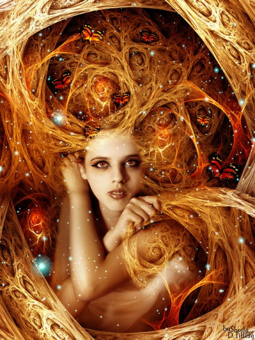 Nested by DEDGIRL721 500x666 50 Stunning Examples of Photo Manipulation
