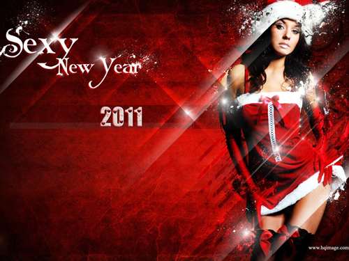 sexy new year 2011 wallpaper 40+ High Quality Colorful 2011 New Year Wallpapers