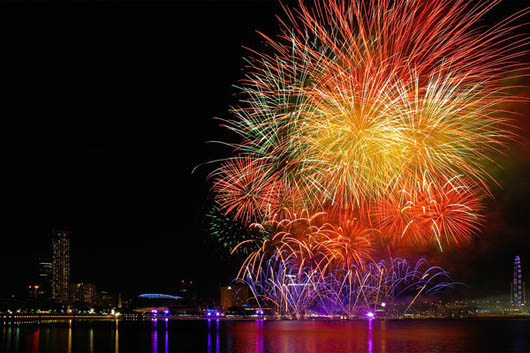 2011 Fireworks Photography  10