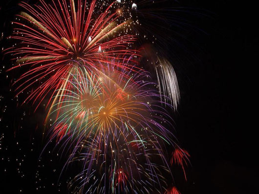 2011 Fireworks Photography  5