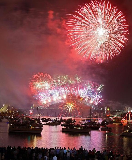 2011 Fireworks Photography  6