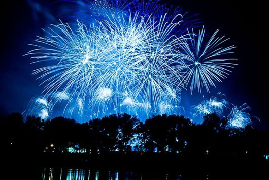 2011 Fireworks Photography  7