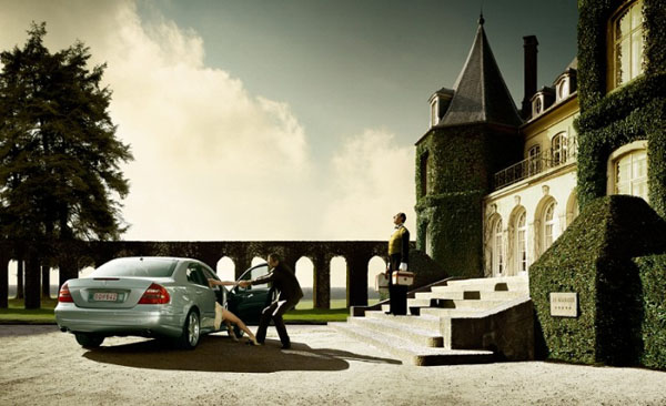 Advertisement Photo Manipulations by Christophe Gilbert advertising