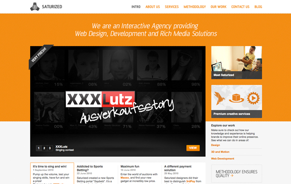 Saturized Interactive Agency