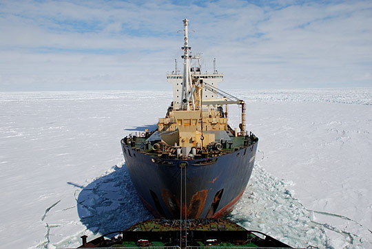 Transportation of Ore in the Arctic