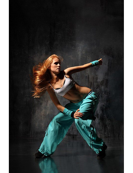 My old photo shoots of dancers