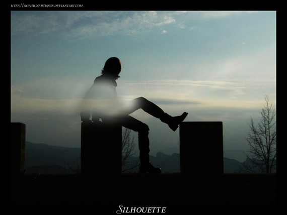 Silhouette_by_GothicNarcissus