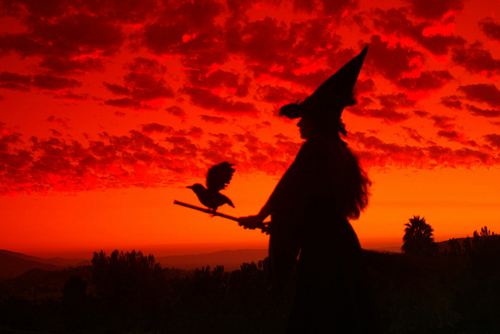 Witch_Silhouette_by_primalx