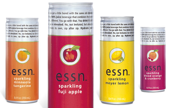 Essn Sparkling Fuji Apple by Brand Engine
