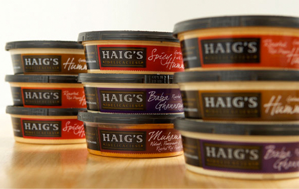 Haigs Delicacies by The Engine Room