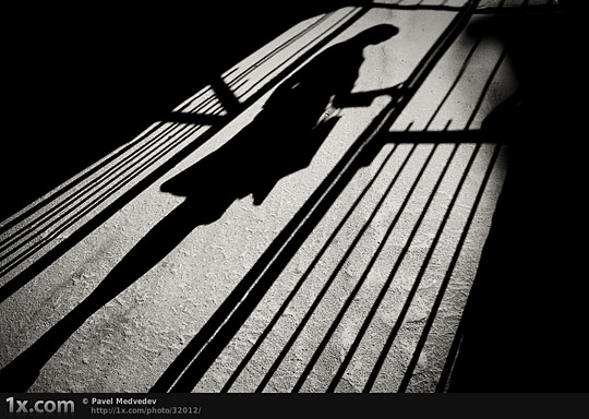 shadow to the past