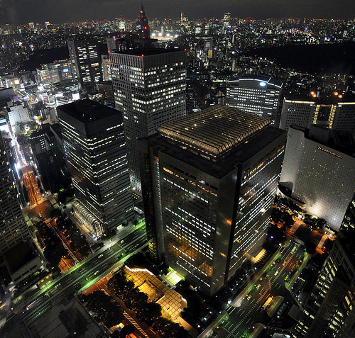 electric city1 20 Stunning Cityscape Nighttime Photographs