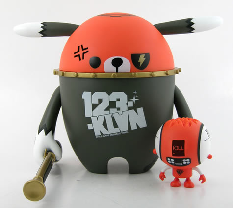 toy11 50 Awesome Examples of Urban & Designer Toys