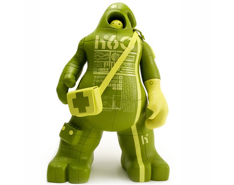 toy161 50 Awesome Examples of Urban & Designer Toys