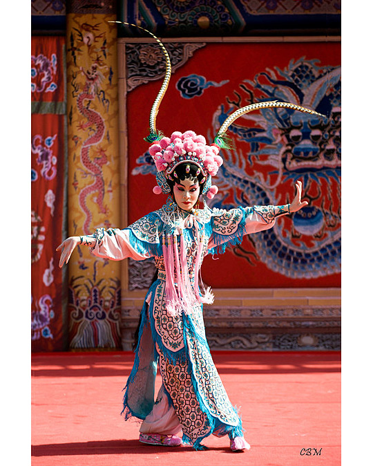 Chinese Opera in Hong Kong