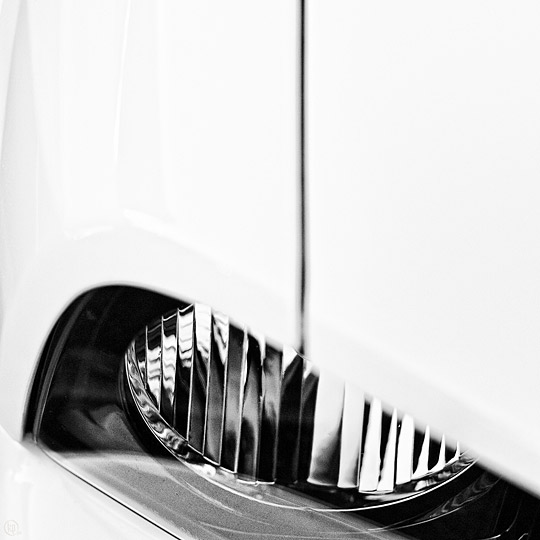 The Eye of a GT