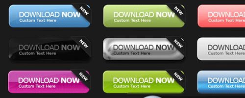Download Now Buttons Pack