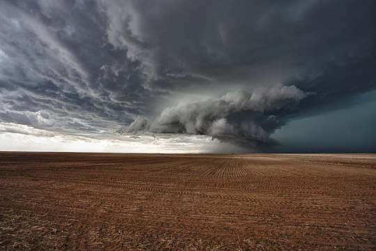 Colorado Supercell - HDR
