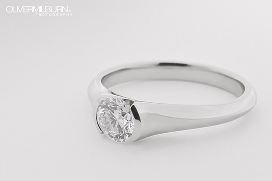 Our Bespoke Engagement Ring