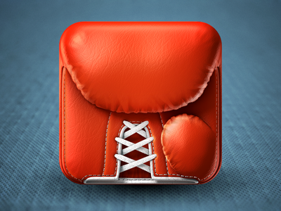 boxing glove final 60 Most Incredible Examples of Icon Design
