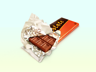 chocolate 60 Most Incredible Examples of Icon Design