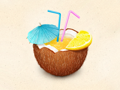 cocktail 60 Most Incredible Examples of Icon Design