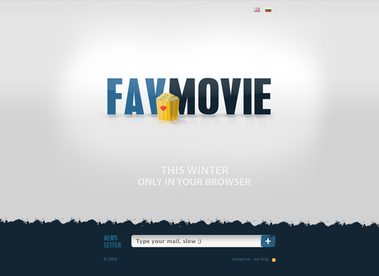 favmovie 55+ Beautiful and Creative Coming Soon Pages & WordPress Theme