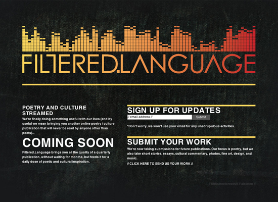 filtered language 55+ Beautiful and Creative Coming Soon Pages & WordPress Theme
