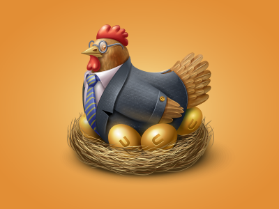 hen 60 Most Incredible Examples of Icon Design