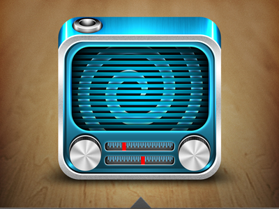 radio 60 Most Incredible Examples of Icon Design