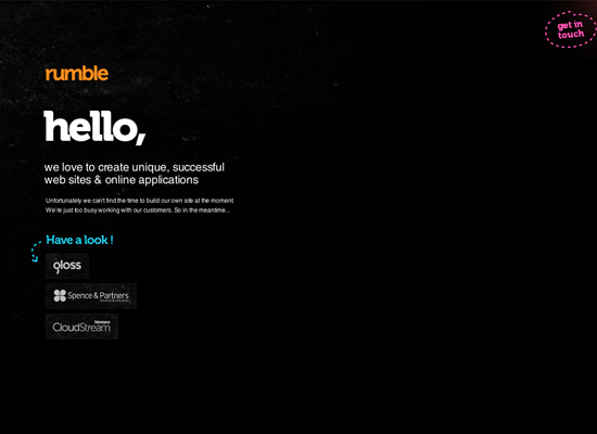 rumble labs 55+ Beautiful and Creative Coming Soon Pages & WordPress Theme