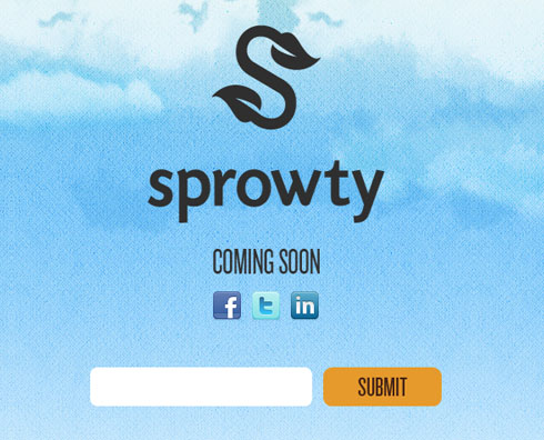sprowty 55+ Beautiful and Creative Coming Soon Pages & WordPress Theme