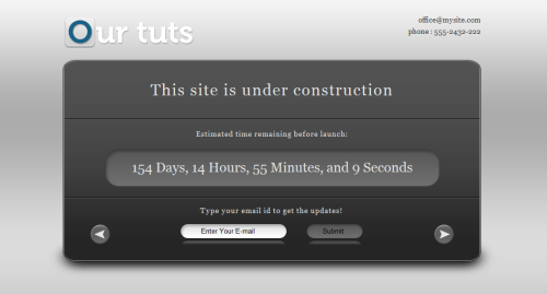 under construction wordpress theme1 55+ Beautiful and Creative Coming Soon Pages & WordPress Theme