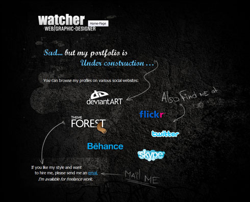 watcher 55+ Beautiful and Creative Coming Soon Pages & WordPress Theme