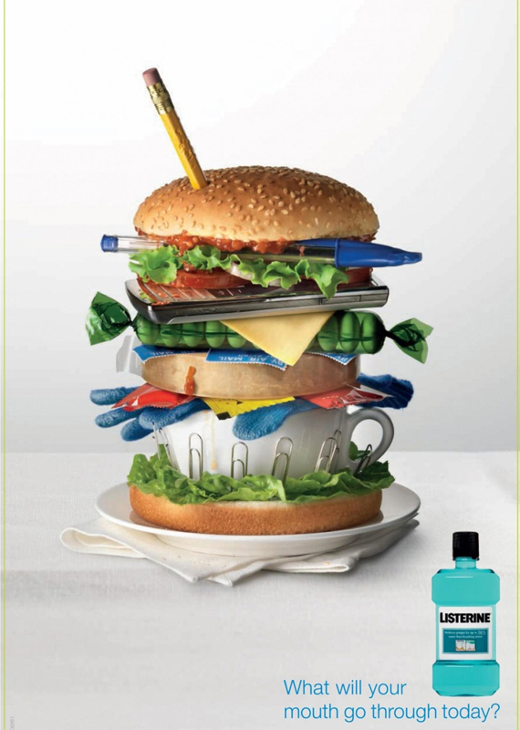Creative Advertisement to Refresh Your Mind